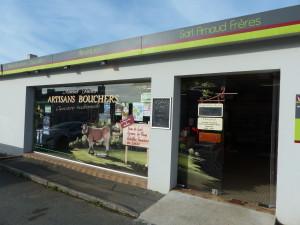 Arnaud & frère Boutique Aubigny